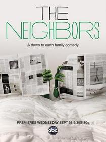 The Neighbors (2ª Temporada) - Poster / Capa / Cartaz - Oficial 1