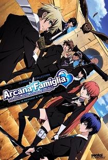 Arcana Famiglia - Poster / Capa / Cartaz - Oficial 5