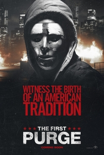 A Primeira Noite de Crime - Poster / Capa / Cartaz - Oficial 5