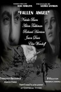 Fallen Angel - Poster / Capa / Cartaz - Oficial 1