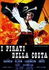 Os Piratas da Costa - Poster / Capa / Cartaz - Oficial 1