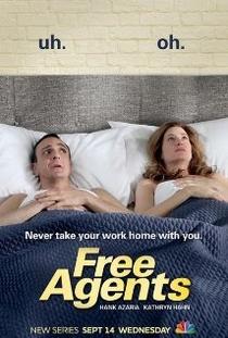 Free Agents (1ª Temporada) - Poster / Capa / Cartaz - Oficial 1
