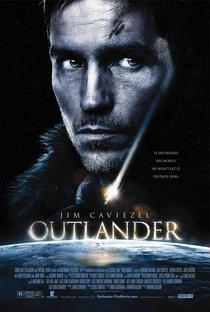 Outlander: Guerreiro vs Predador - Poster / Capa / Cartaz - Oficial 3