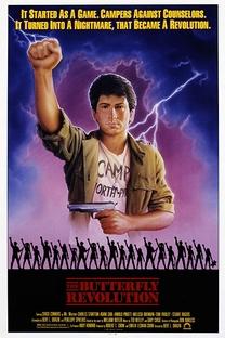 Rebelião no Camping - Poster / Capa / Cartaz - Oficial 3