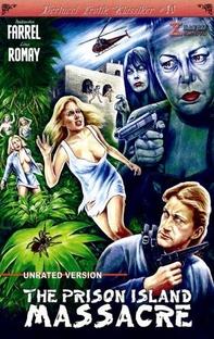 The Prison Island Massacre - Poster / Capa / Cartaz - Oficial 1