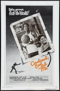 Cornbread, Earl and Me - Poster / Capa / Cartaz - Oficial 2