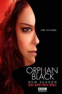 Orphan Black (2ª Temporada) - Poster / Capa / Cartaz - Oficial 3