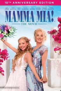 Mamma Mia! O Filme - Poster / Capa / Cartaz - Oficial 10