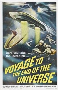 Viagem ao Fim do Universo - Poster / Capa / Cartaz - Oficial 4