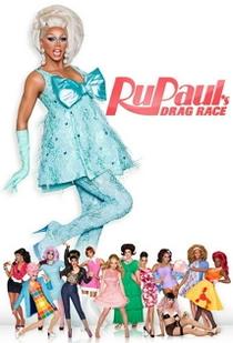 RuPaul & A Corrida das Loucas (8ª Temporada) - Poster / Capa / Cartaz - Oficial 3