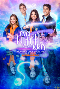 Every Witch Way: Spellbound - Poster / Capa / Cartaz - Oficial 1