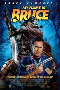 Meu Nome é Bruce - Poster / Capa / Cartaz - Oficial 2
