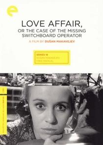 Um Caso de Amor ou o Drama de Uma Funcionária da Companhia Telefônica - Poster / Capa / Cartaz - Oficial 1