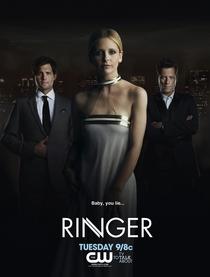Ringer (1ª Temporada) - Poster / Capa / Cartaz - Oficial 7