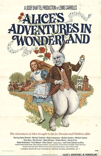 As Aventuras de Alice no Mundo das Maravilhas - Poster / Capa / Cartaz - Oficial 1