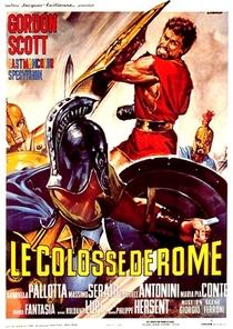 O Colosso de Roma - Poster / Capa / Cartaz - Oficial 1