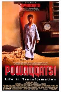 Powaqqatsi - A Vida Em Transformação - Poster / Capa / Cartaz - Oficial 4