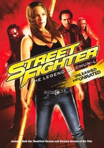 Street Fighter: A Lenda de Chun-Li - Poster / Capa / Cartaz - Oficial 7
