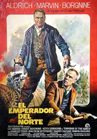 O Imperador do Norte - Poster / Capa / Cartaz - Oficial 4