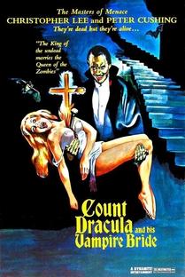 Os Ritos Satânicos de Drácula - Poster / Capa / Cartaz - Oficial 1