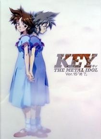 Key: The Metal Idol - Poster / Capa / Cartaz - Oficial 7