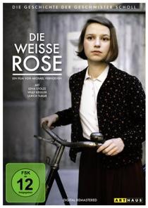 A Rosa Branca - Poster / Capa / Cartaz - Oficial 3