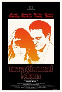 Homem Irracional - Poster / Capa / Cartaz - Oficial 4