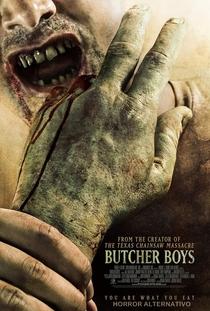 Butcher boys - Poster / Capa / Cartaz - Oficial 1
