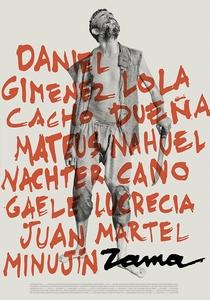 Zama - Poster / Capa / Cartaz - Oficial 14
