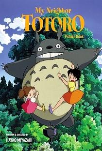Meu Amigo Totoro - Poster / Capa / Cartaz - Oficial 31