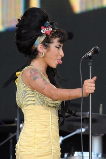 Amy Winehouse: Live at Rock in Rio Madrid 2008 - Poster / Capa / Cartaz - Oficial 1