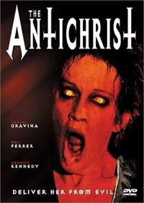 O Anticristo - Poster / Capa / Cartaz - Oficial 2