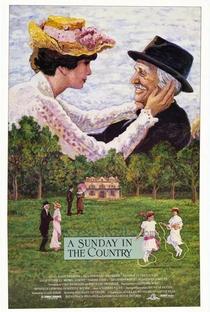 Um Sonho de Domingo - Poster / Capa / Cartaz - Oficial 1