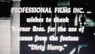 Dirty Harry's Way