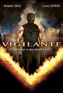 Vigilante - Poster / Capa / Cartaz - Oficial 1