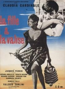 A Moça com a Valise - Poster / Capa / Cartaz - Oficial 7