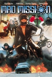 Mad Mission - Missão Maluca - Poster / Capa / Cartaz - Oficial 3