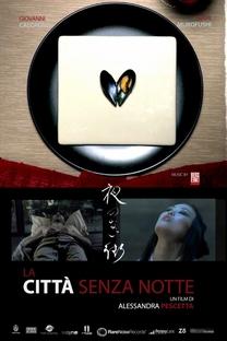 La Citta Senza Notte - Poster / Capa / Cartaz - Oficial 1
