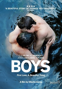 Boys - Poster / Capa / Cartaz - Oficial 3