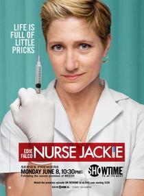 Nurse Jackie (1ª Temporada) - Poster / Capa / Cartaz - Oficial 1