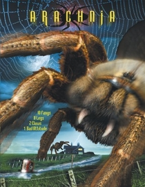 Arachnia - Poster / Capa / Cartaz - Oficial 1