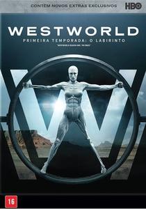Westworld (1ª Temporada) - Poster / Capa / Cartaz - Oficial 13