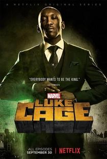 Luke Cage (1ª Temporada) - Poster / Capa / Cartaz - Oficial 6