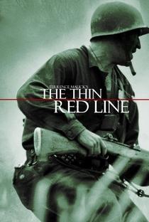 Além da Linha Vermelha - Poster / Capa / Cartaz - Oficial 3