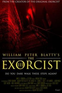 O Exorcista III - Poster / Capa / Cartaz - Oficial 3