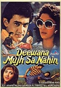 Deewana Mujh Sa Nahin - Poster / Capa / Cartaz - Oficial 1