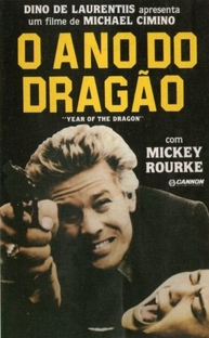O Ano do Dragão - Poster / Capa / Cartaz - Oficial 2