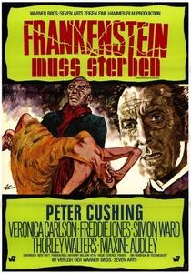 Frankenstein Tem Que Ser Destruído  - Poster / Capa / Cartaz - Oficial 1