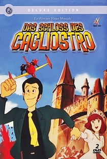 O Castelo de Cagliostro - Poster / Capa / Cartaz - Oficial 9