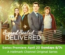 Signed, Sealed, Delivered (1ª Temporada) - Poster / Capa / Cartaz - Oficial 2